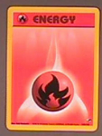 Fire Energy Common #128