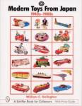 Vintage Japanese Toys 1940s-1980s (Modern Toys From Japan) By: William C. Gallagher