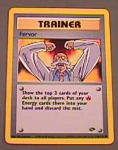 Fevor Trainer Common #124