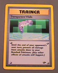 Transparent Walls Trainer Common #125