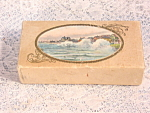 Antique The Apollo Chocolates Paper Candy Box