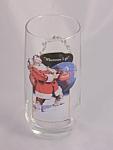 Vintage Coca Cola Coke Santa Glass Number 1 Series Ii