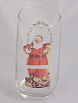 Coca Cola Coke Santa Glass Number 2 Series Ii
