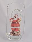 Coca Cola Coke Santa Glass Number 2 Series Ii