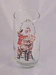 Coca Cola Coke Santa Glass Number 3 Series Ii
