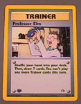 Professor Elm Trainer Uncommon #96