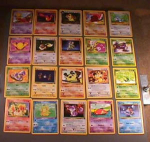 Team Rocket 24 Common Set