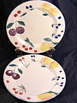 Hartstone Fruit Salad Dinner Plate