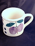 Hartstone Fruit Salad Cherry Blueberry Plum Mug Cup