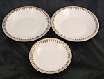 Three Theodore Haviland Limoges France Bowls