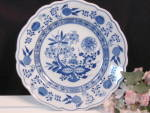 Hutschenreuther China Blue Onion Dinner Plate