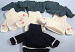 Seven New Sweaters For Ganz Bears