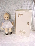 Vintage 1983 Jesco Cameo Kewpie Girl In Original Box