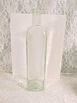 Antique Light Green Bottle Circa 1890s Ft Grant Arizona