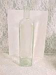 Antique Light Green Bottle Circa 1890s Ft Grant Arizona