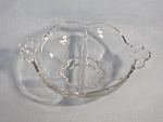 Duncan Miller Canterbury Divided Oblong Handled Relish Dish