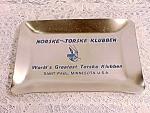 Vintage Norske Torske Klubben Tray