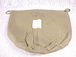 Vintage Military Hospital Personal Effects Bag