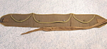 World War I Wool Military Wool Money Belt Or Small Item Belt