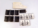 Lot World War I Army Photos Negatives Envelope