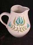 Vintage Franciscan China Tulip Time Milk Pitcher
