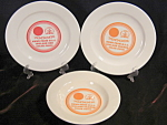 Lot Homer Laughlin China Company Color Glaze Sample Plates