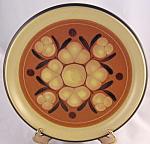 Noritake China Folkstone Safari Large Serving Chop Platter