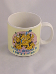 Garfield Enesco Party Grandma Mug 1978