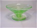 Consolidated Catalonian Footed Sherbet Dish