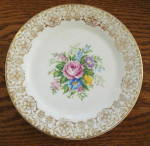 4 Limoges-american B And B Plate, Rosalie