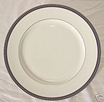 John Aynsley & Sons England Twilight Dinner Plate's