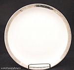 Fukagawa Arita 917 Silver Lichen Salad Plate's