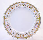 Fine China Japan Garden Bouquet 4078 Dinner Plate (S)