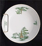 Narumi China Mikasa Green Willow Berry Dessert Bowl's
