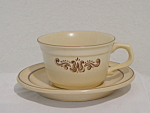 Pfaltzgraff Village Cup And Saucer Sets