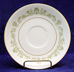 Style House Fine China Contessa Green Saucers
