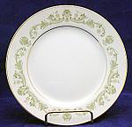 Style House Fine China Contessa Green Bread Plates