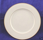 Style House Bridal Wreath Gold Dinner Plates