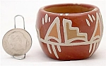 Santa Clara Pueblo Indian Pottery Pot By Rancie