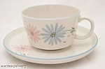 Franciscan Gladding Mcbean Maytime Cup And Saucer Set