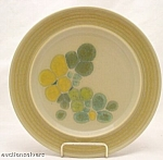 Franciscan Eartenware Pebble Beach Lunch Salad Plate