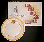 Aunt Jemima Paper Plate & Place Mat