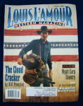 Louis L'amour Western Magazine July 1994