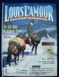 Louis L'amour Western Magazine Jan 1995