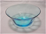 Fostoria Blue Finger Bowl
