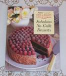 Fabulous No-guilt Desserts Cookbook
