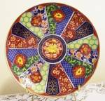 Japanese Imari Ware Display Plate