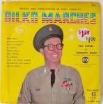1958 Sgt. Bilko Marches Two 45 Rpm Record Set-promenade