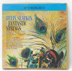 Felix Slatkin & Fantastic Strings 7 1/2 Inch Ips Tape
