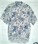 Vintagetommy Hilfiger Cotton Short Sleeve Shirt